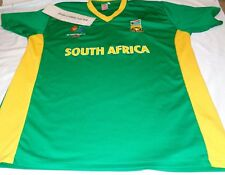 Icc Cricket World Cup 2011 South Africa Jersey Shirt Adult Xl