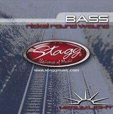 Guitares, basses et accessoires multicolores Stagg