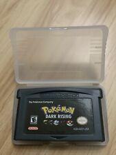 Pokemon Dark Rising Version Nintendo Gameboy Advance GBC/GBA/GBA-SP/DS