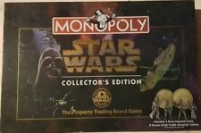 Star Wars 20th Anniversary Monopoly Collectors Edition