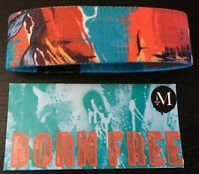 ZOX Strap New Unworn Born Free Secret Stash Meggs Paper Card Esther M Friesner