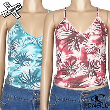 O'NEILL BOARD BABES 'JUNGLE VEST' WOMENS TOP SHIRT S M L XL 8 10 12 14 RRP £35