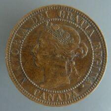 Victoria Large Cent 1901