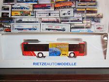 Rietze Auto-& Verkehrsmodelle mit Werbemodell für Setra