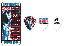 Jimi Hendrix Guitar Picks Tribute Tour with Picks Dunlop