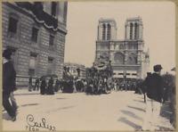 Atelier Carlier, Paris, Funérailles de Sadi Carnot, 2 juillet 1894  Vintage citr