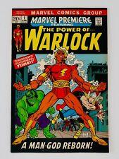 Marvel Premiere #1 First Adam Warlock Appearance 1st App Key Grail No Reserve!!!