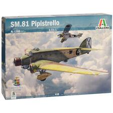 Italeri Savoia Marchetti SM.81 Pipistrello Plane Model Kit (Scale 1:72) 1388
