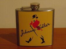 Johnnie Walker Hip Flask 6oz Barware