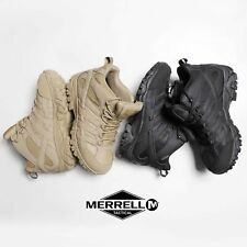Merrell Moab 2 Mid Tactical Waterproof Wide Men Army Hiking Boots Pick 1