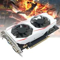 GTX750Ti 2GB 128Bit GDDR5 PCI-E Video Grafikkarte für NVIDIA GeForce DVI VGA HDM