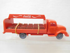 eso-4763IMU Replika 1:87 Magirus Getränkewagen Coca Cola sehr guter Zustand,