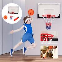 Niños Mini Interior Baloncesto Argolla Juego Sobre Puerta Tablero Regalo Con / )