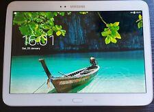 Samsung Galaxy GT-P5210 16GB White S/N: RF2D91CV4LV