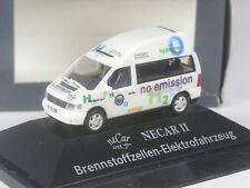 TOP: Herpa Sondermodell Mercedes Benz Elektrofahrzeug NECAR II in PC-OVP