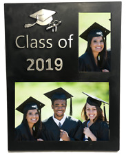 Class of 2019  Black Collage Graduation Frame for 6 by 4 and 2 by 3 for Photos