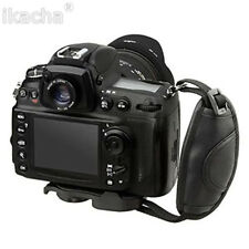 Fotocamera DSLR Cinghia da polso in pelle grip per Canon 5D Mark II 650D 550D 70D