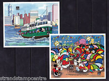 Antigua & Barbuda - 1994 Hong Kong (Disney) - U/M-SG 1898-905 + ms1906 (2)