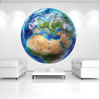Vlies Fototapete Tapete Fototapeten  Kontinent WELT GLOBUS OZEAN  3FX10468VEZ1