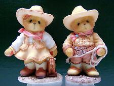 Cherished Teddies~~ROY & SIERRA~~Exclusive Piece