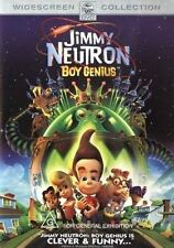 Jimmy Neutron - Boy Genius  CLEVER & FUNNY - PAL R4 DVD - NEW & SEALED