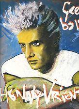 HENNY VRIENTEN geen ballade HOLLAND 1984 EX LP DOE MAAR