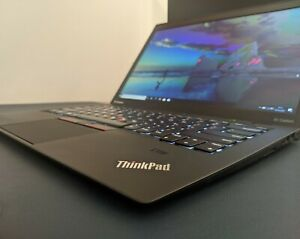 Thinkpad X1 Carbon i5 8GB 128gb tastiera illuminata