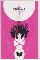 Sex Criminals #1 Fraction Zdarsky Image Comic 1st Print 2013 unread NM
