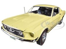 1967 FORD MUSTANG 2+2 GT COUNTRY SPECIAL 50TH ANNIVERSARY 1/18 AUTOWORLD AMM1038