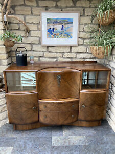Beautility 710157 Drinks Cocktail Cabinet Sideboard 1950's
