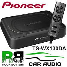 Pioneer TS-WX130DA 160 Watts Amplified Car Underseat Flat Sub Box & Bass Control