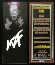 MONSTERS, ZOMBIES & FREAKS (Cult-Stuff/2011) MINI-CHASE HOLOFOIL CARD #MC2 (/70)