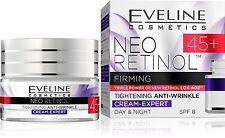 Eveline Cosmetics Neo Retinol 45+ Moisturizing Anti Wrinkle, Anti Aging Cream