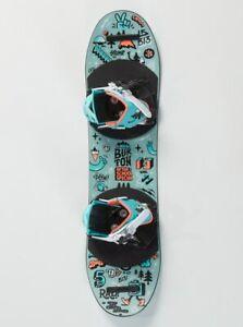 Burton After School Special Snowboard Package 2022 - Kids - 100 cm