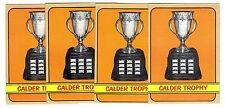 1X CALDER TROPHY 1972 73 Topps #174 NRMT Lots Available