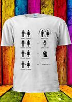 Funny Relationships Men Women Tumblr T-shirt Vest Tank Top Men Women Unisex 1316