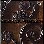Michael Borgstede - Handel Complete Harpsichord Suites