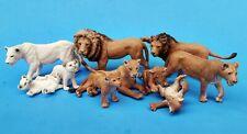 Schleich Lion Lioness Cub Pride Animal Figure Lot