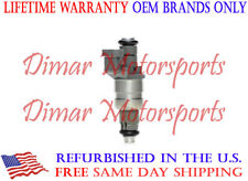 Lifetime Warranty - Single Siemens Fuel Injector 2.2L OEM - 12569091