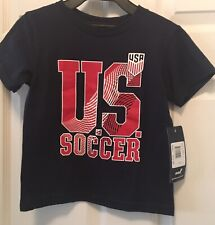 GEN 2 US Soccer Shirts Size Large-7 (US) youth