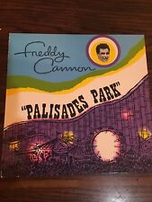 Vinyl LP Freddy Cannon at Palisades Park (1962) OLLP AS