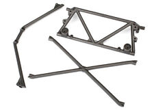 Traxxas 8433 Tube Chassis Center Support Cage Top Rear Cage Desert Racer 4WD