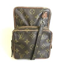 Louis Vuitton Monogram Mini Amazon Brown M45238 shoulder bag used 35-9-o