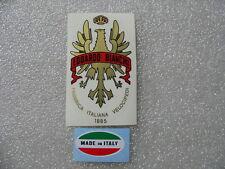 adesivi stickers per bici da corsa bianchi vintage + made italy