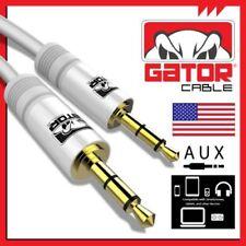 Cables y conectores blancos para reproductores MP3 Sony
