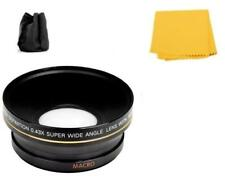 Bower 72mm High Definition Wide Angle Lens For Sony DSC-RX10 IV, DSC-RX10 III