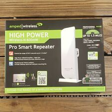 Amped Wireless Wifi Extender High 600mW Pro Smart Universal Repeater