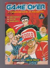 magazine GAMEOVER videogiochi a fumetti street fighter ii v n.5 1997