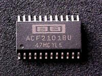 ACF2101BU - Burr Brown Low Noise, Dual, Switched Integrator Amplifier (SOIC-24)