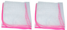 2 Protective Mesh Ironing Cloth Protect Iron Delicate Garment Clothes Iron